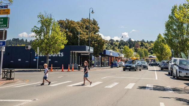 Geraldine Main Street