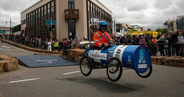 Soap Box Derby photo