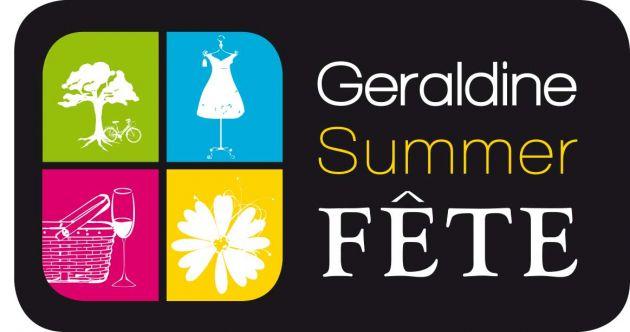 Geraldine Fete Logo