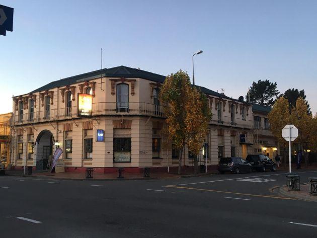 Crown Hotel Geraldine